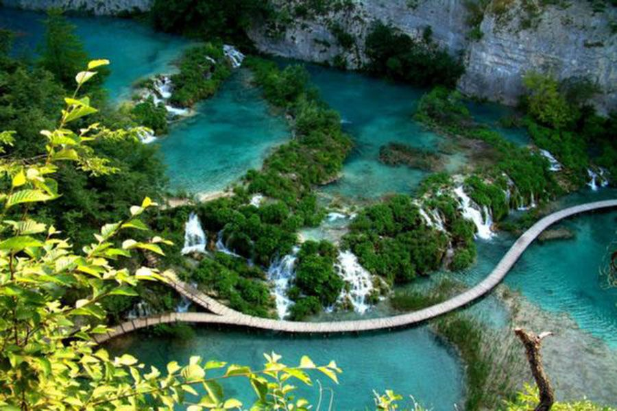 Plitvice lakes Taxi Zadar, Online reservation, Prices